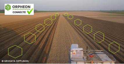 L'autoguidage GPS au service de l'agriculture de précision