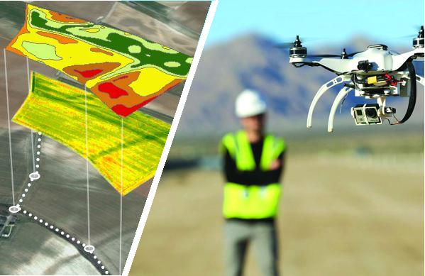 Géo positionnement des Drones