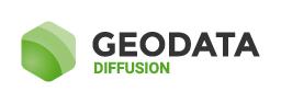 Logo Géodata diffusion