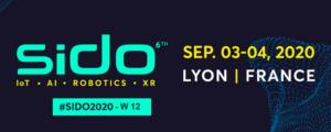 Nous serons présents au SIDO à Lyon – L'événement leader IoT, IA et Robotique en Europe